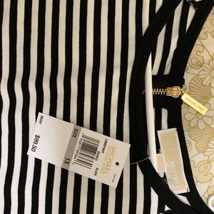 Michael Kors Dresses - Striped dress
